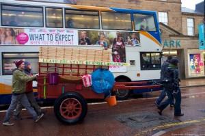Susan Walsh - Cart project